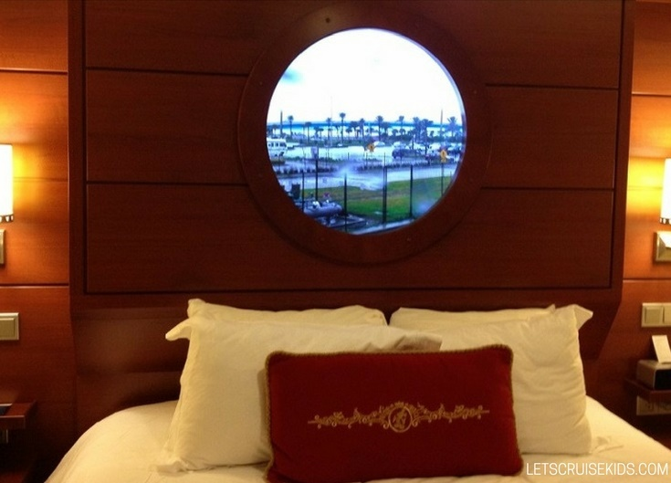 Disney Cruise Line Tips For Choosing A Cabin Or Stateroom