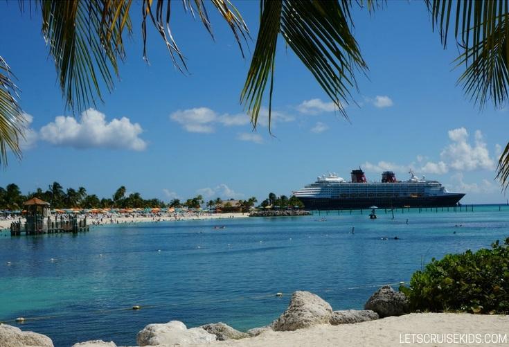 Disney's Private Island - Castaway Cay Bahamas