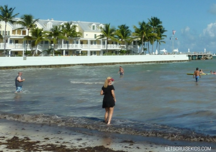 Key West Florida with Kids - Port Guide for Cruisers