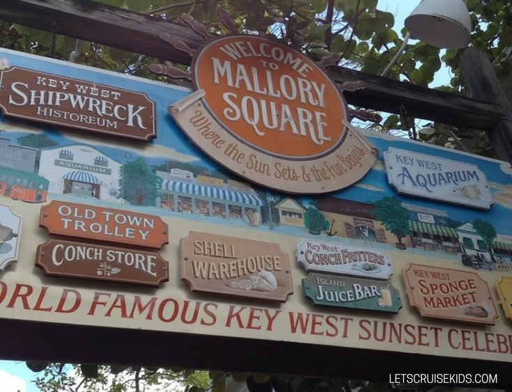 What to Do with Kids in Key West Florida - Cruise Port Guide