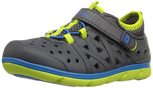 c02264d765b9 The Stride Right Kids  Made 2 Play Phibian shoes are a lightweight shoe  that can be used as water or swimming shoes as well as an outdoor play shoe.