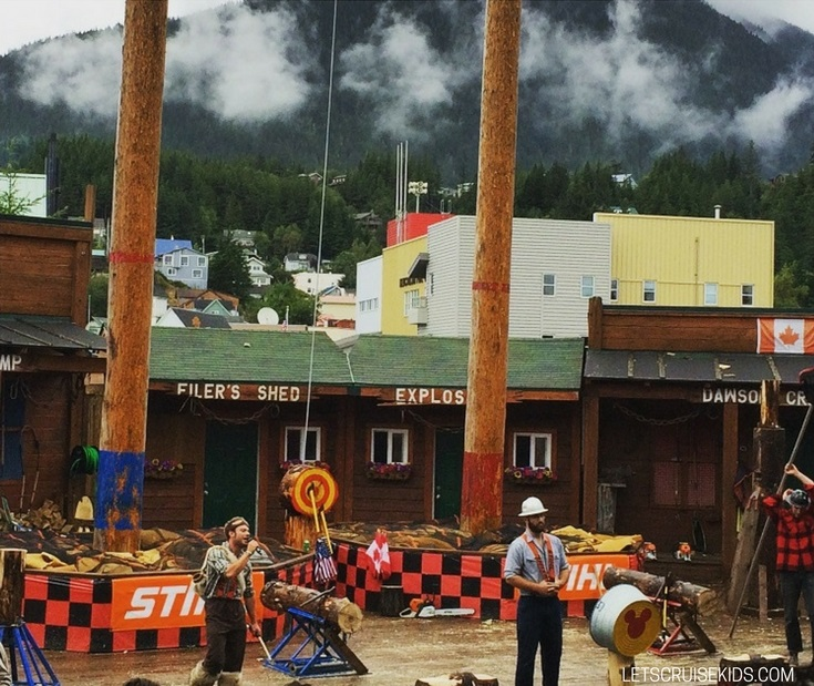 Activities and Attractions - Things to do in Ketchikan Alaska with Kids