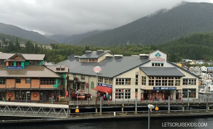 Best things to do with kids in Ketchikan Alaska - Cruise Port GUide