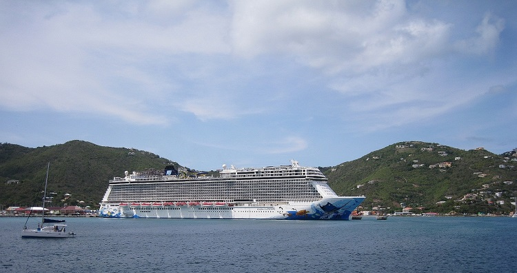 Cruise ship in Tortola BVI - What to do with kids in Tortola