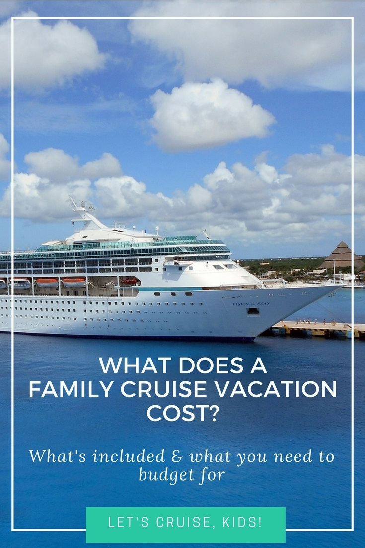 What Does A Cruise REALLY Cost WHATS INCLUDED WHATS NOT - How much does it cost to buy a cruise ship