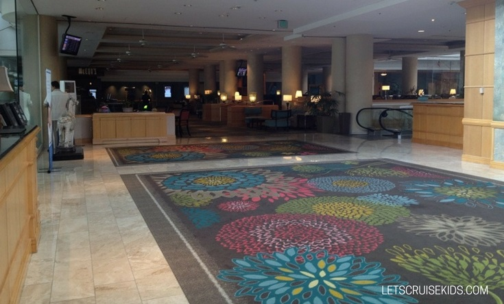 Why stay at the Hyatt Regency Orlando Airport before or after your Port Canaveral cruise
